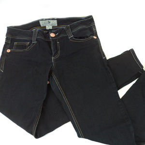 Jolt Juniors Black Skinny jeans 13 CL1334 0719